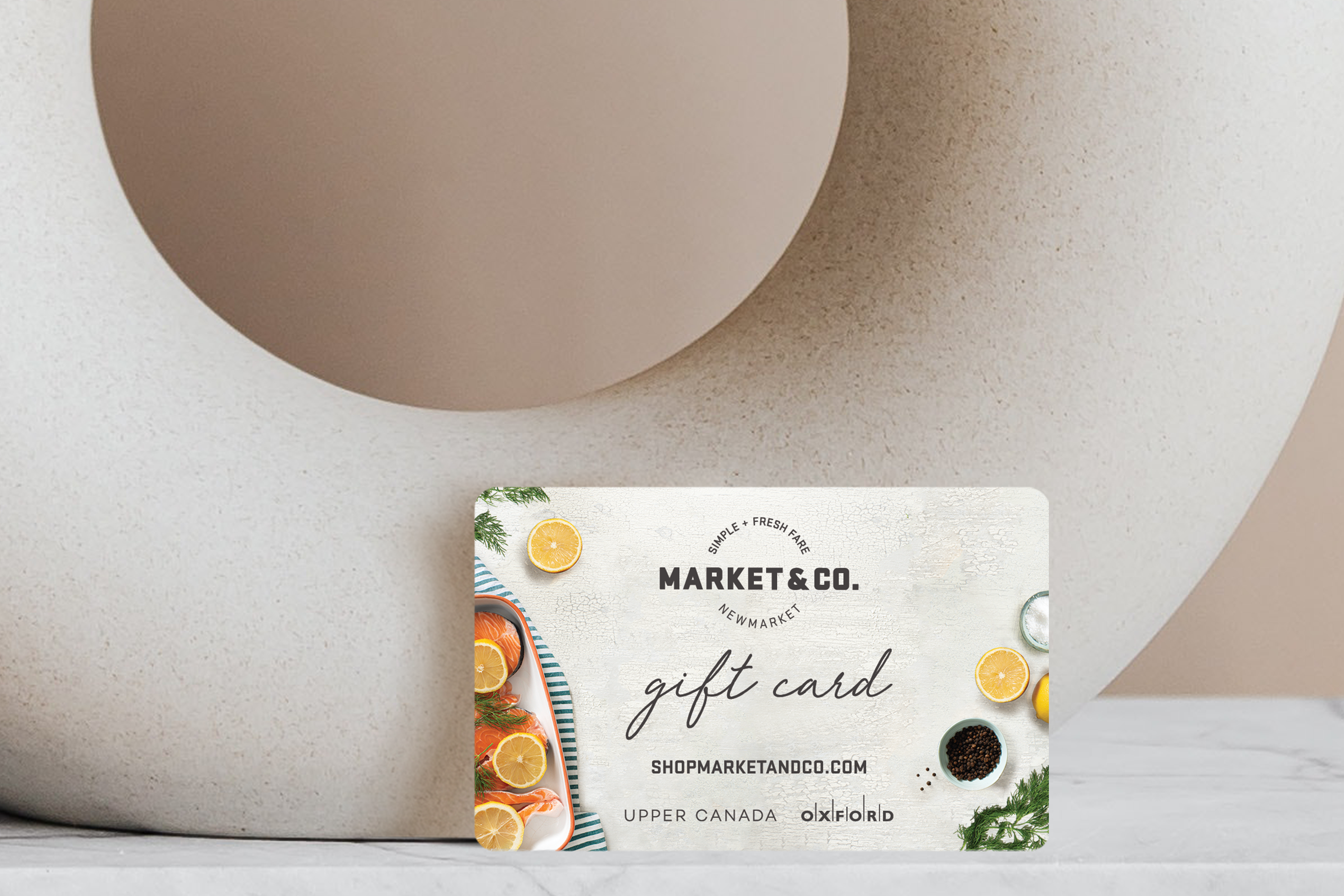 Market & Co. Gift Card